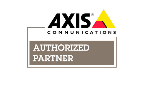 Axis Communications Partner Website