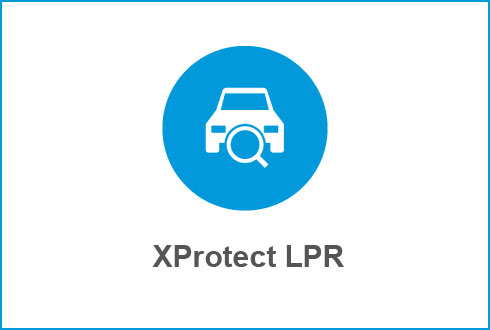 Add-on XProtect LPR